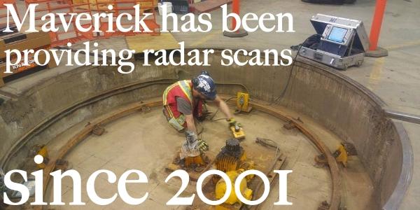 Maverick provides concrete radar scans in Edmonton, St Albert, Sherwood Park, Fort McMurray, Fort Saskatchewan, Red Deer, Calgary, Hinton, and more.