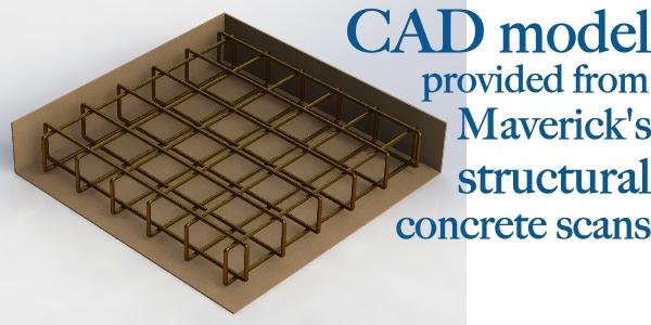 Maverick provides concrete scans in Edmonton, Fort McMurray, Red Deer, Leduc, Nisku, St Albert and more.