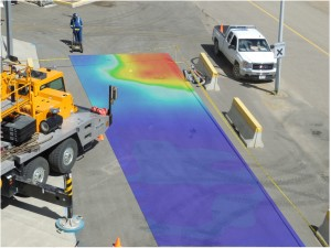 Maverick scans prior to critical crane lifts for facilities in areas such as Edmonton, Fort Saskatchewan, Fort McMurray, Red Deer, and others.