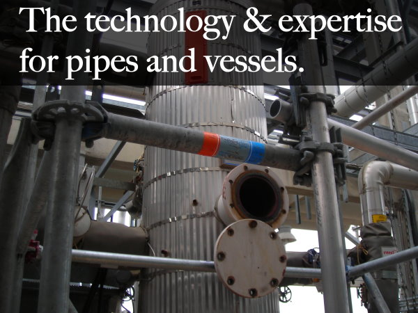 Pipe cameras, borescopes, explosion-proof systems, CCTV inspections.