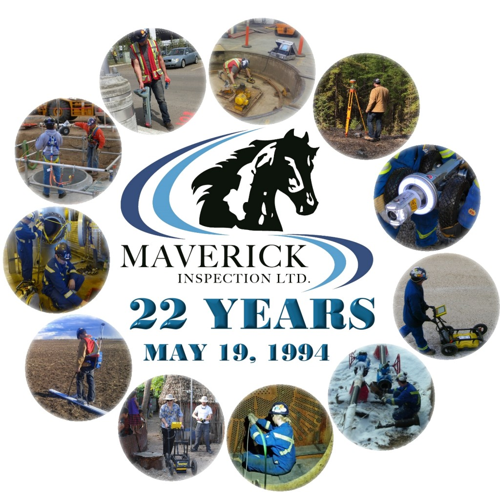 Maverick Inspection has been serving centres such as Edmonton, Fort McMurray, Fort Saskatchewan, Lloydminster, Red Deer, Calgary, Joffre and more for 22 years.