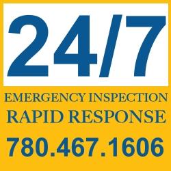 Camera inspections in Edmonton, Calgary, Fort McMurray, Fort Saskatchewan, Lloydminster, Fox Creek, and more.