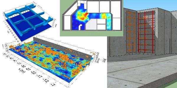 Analysis software for Ground-penetrating radar.