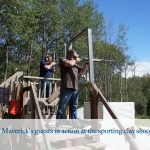 Alberta Conservation Association Waterfowl Warmup Sporting Clays Team Challenge