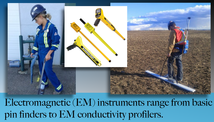 From Edmonton Alberta, Maverick provides remote sensing such as electromagnetic conductivity profiling.
