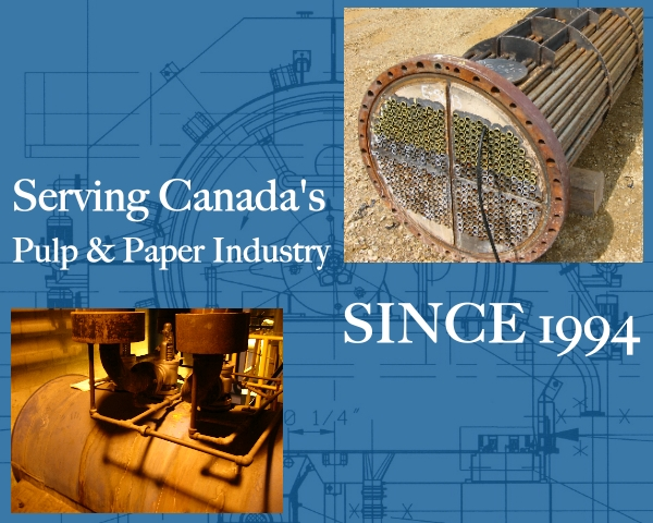 Serving pulp and paper industry in Slave Lake, Grande Prairie, Whitecourt, Peace River, Fairmont, Hinton and more.