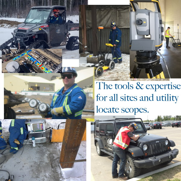 From Edmonton Alberta, Maverick provides utility locate and a wide range of other remote sensing inspections across Canada.