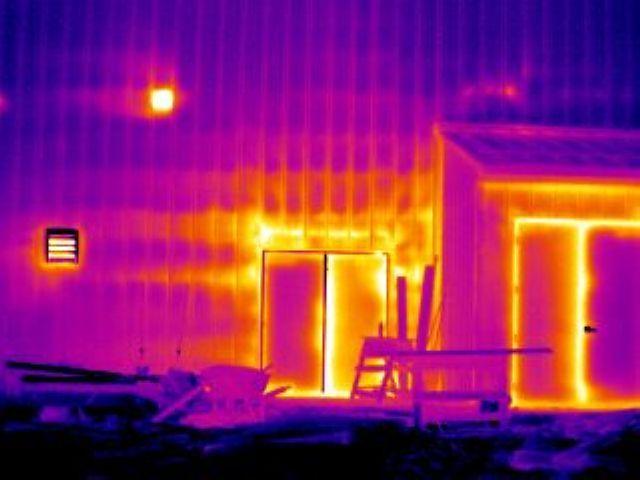 Ir Buildings Maverick Inspection