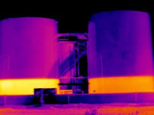 Ir Storage Tanks Maverick Inspection