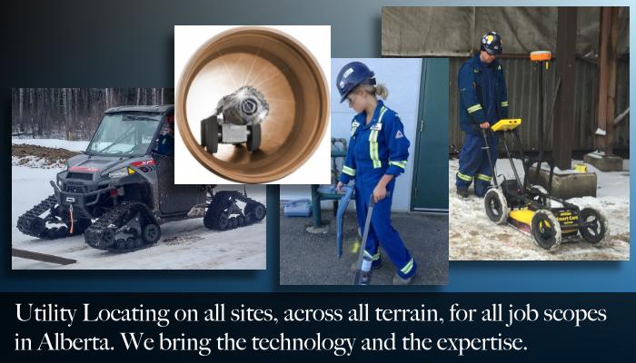 Maverick's inspection services include utility locates in Edmonton, St Albert, Fort Saskatchewan, Fort McMurray, Sherwood Park, Lloydminster, and more.