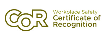 Workplace Safety Certificate of Recognition (COR)