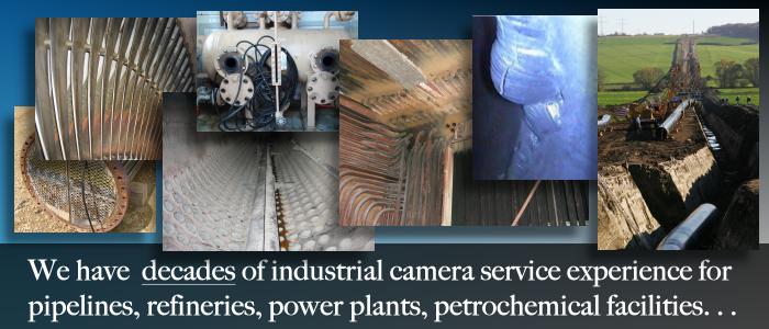 Maverick has provided camera inspection services in Alberta since 1994.