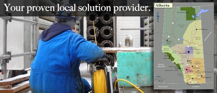 Maverick Inspection provides industrial camera services to Edmonton, Fort McMurray, Calgary, Fort Saskatchewan, Lloydminster, Drayton Valley, Whitecourt and more.