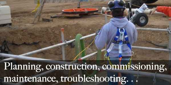 Pipe cameras, CCTV cameras, borescopes, crawlers for turnarounds, shutdowns, maintenance, and other inspections.