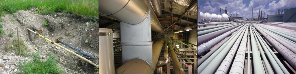 Pipelines and Compressors