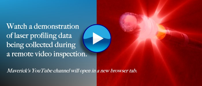 Open a demonstration of laser profiler data collection in new tab.