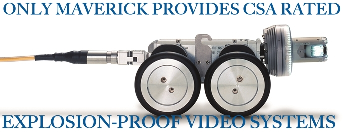Maverick provides video camera inspection services to Edmonton, Fort McMurray, Fort Saskatchewan, Lloydminster, Red Deer, Joffre, Drayton Valley, Calgary & more.